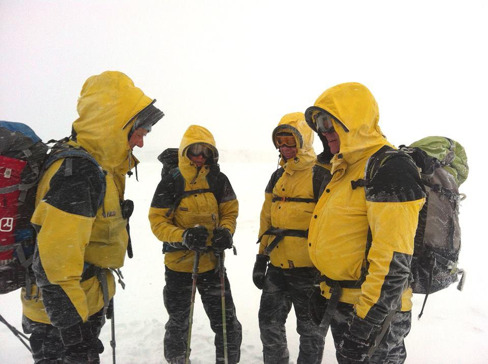 Cairngorm Mountain Rescue Team 2017