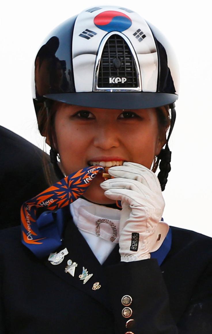 Chung Yoo-ra