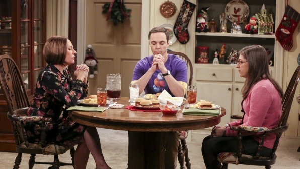 Big Bang Theory season 10 episode 12