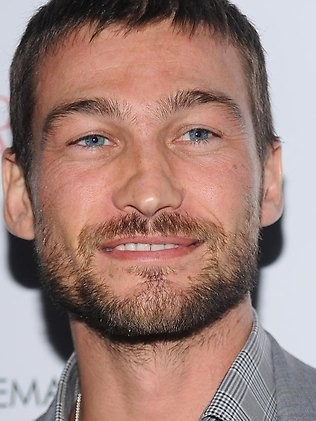 Andy Whitfield,