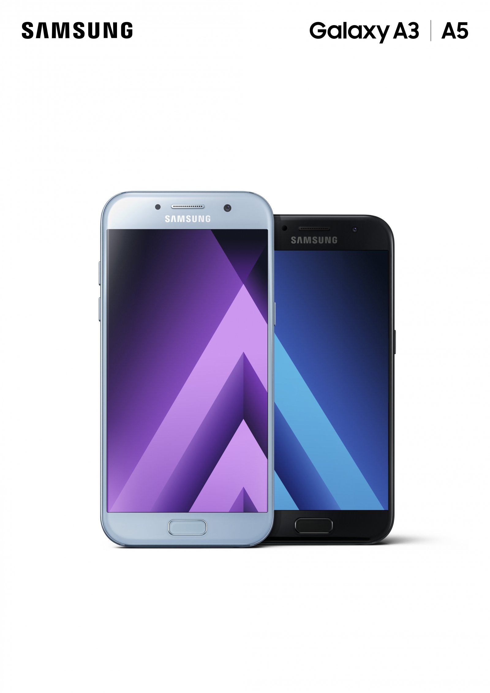 Samsung Launches 2017 Variants Of Galaxy A7 A5 And A3 Smartphone