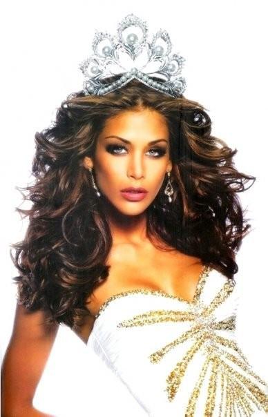 4. Miss Universe 2008