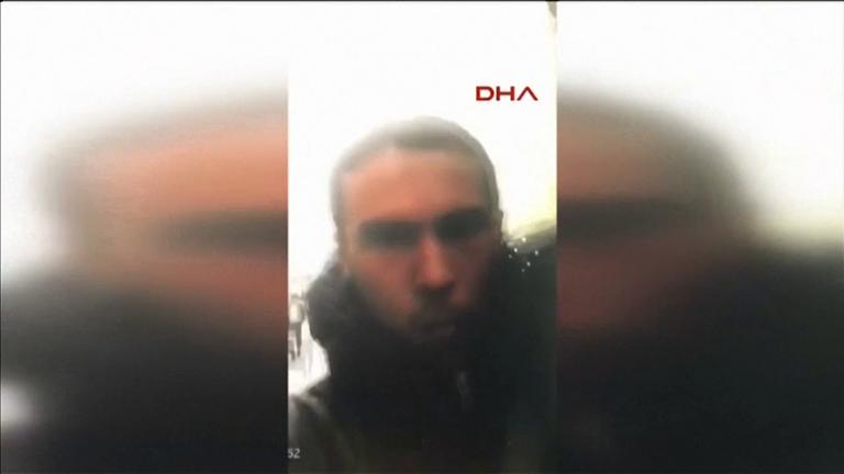 Istanbul: Selfie video emerges of alleged attacker at Reina nightclub
