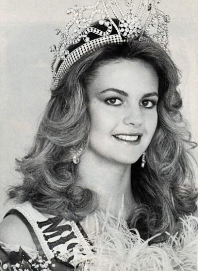 5.Miss Universe 1981