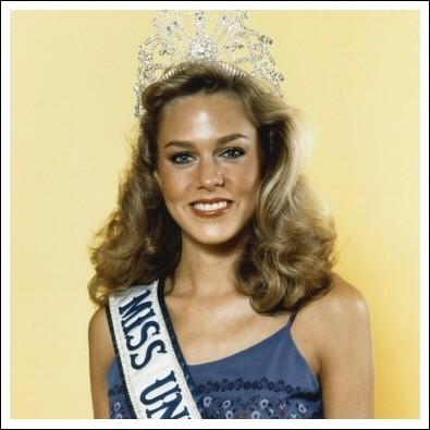 7.Miss Universe 1980