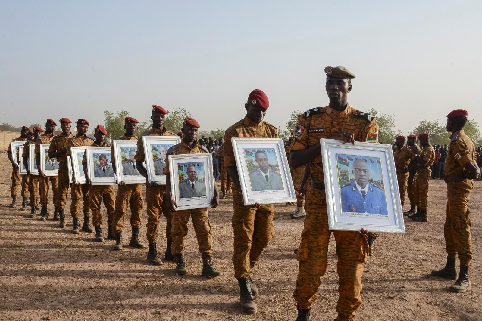 Burkina Faso terrorism