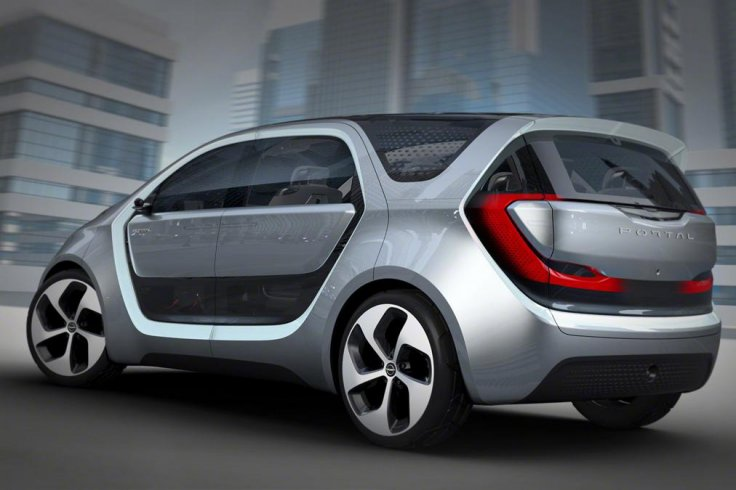 Chrysler Portal concept car