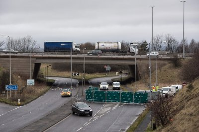 M62 shooting Ainley Top Huddersfield