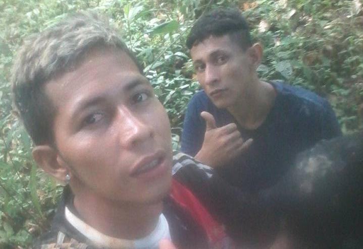 Brazilian fugitive Brayan Bremer
