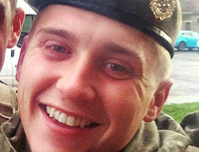 Scott Hetherington killed soldier Iraq