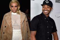 Kim Kardashian and Ray J