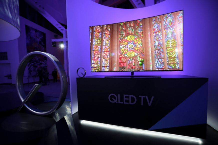Samsung launches new QLED TVs