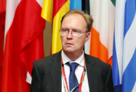 Who is Sir Ivan Rogers?