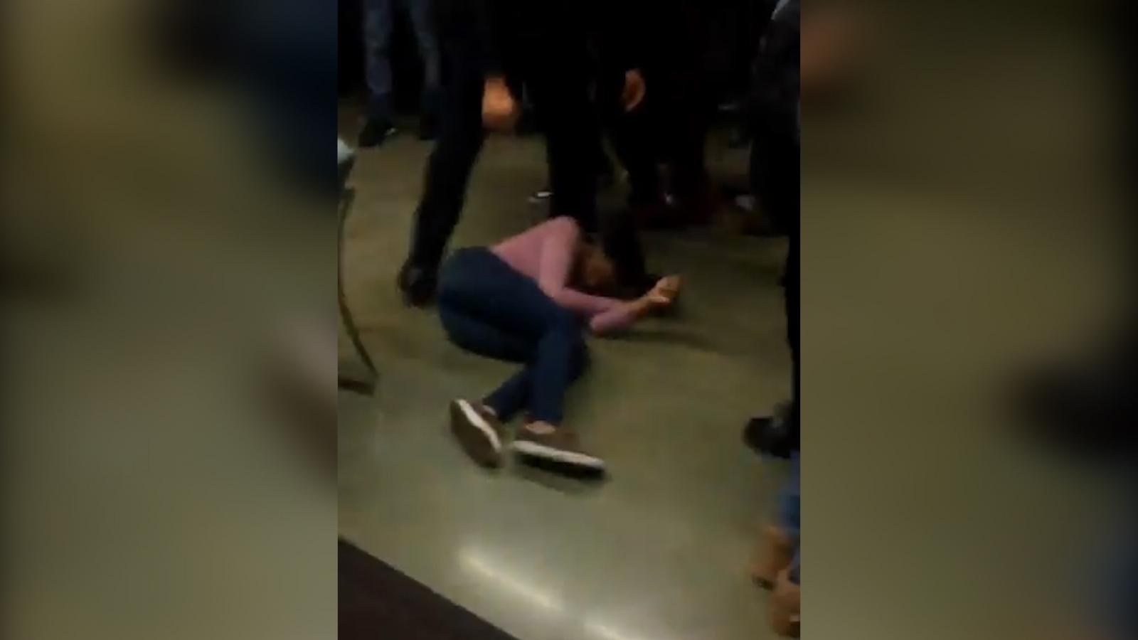 Video Shows North Carolina Officer Slamming High School