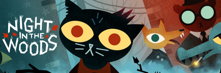 2017 preview Night in the Woods