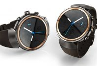 Asus ZenWatch 3 and 2 firmware updates