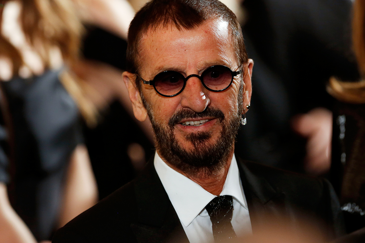 Ringo Starr, Barry Gibb to receive knighthood honor from Queen Elizabeth