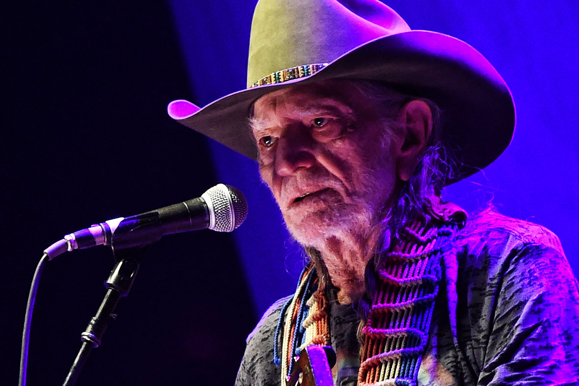 Willie Nelson hospitalised after performance with breathing problems