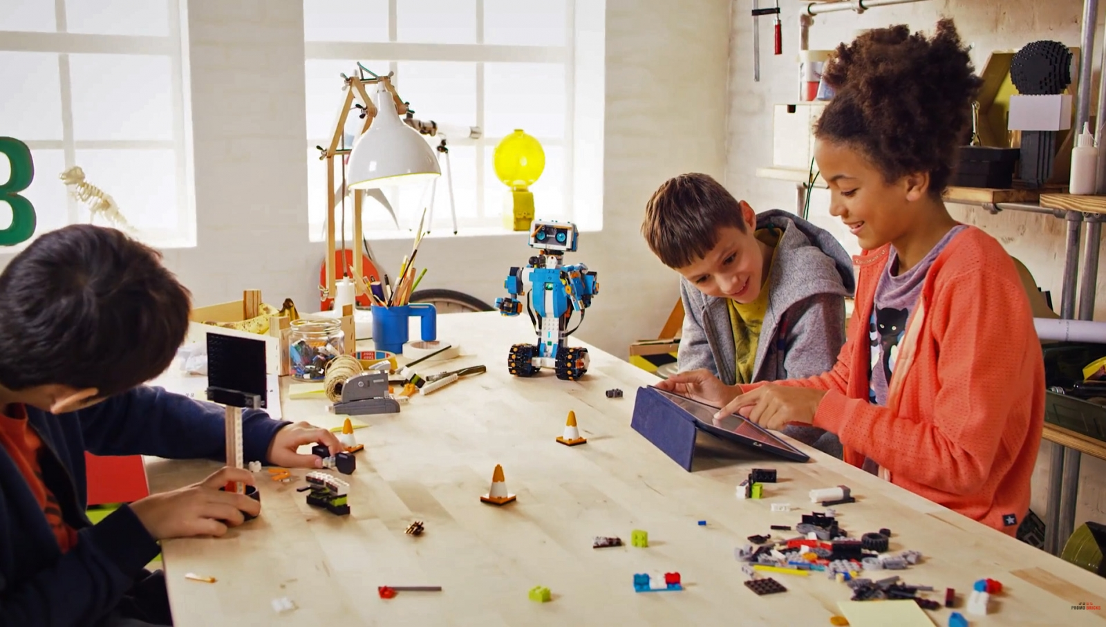 Lego Boost: Forget Mindstorms, now you can turn existing toy ...