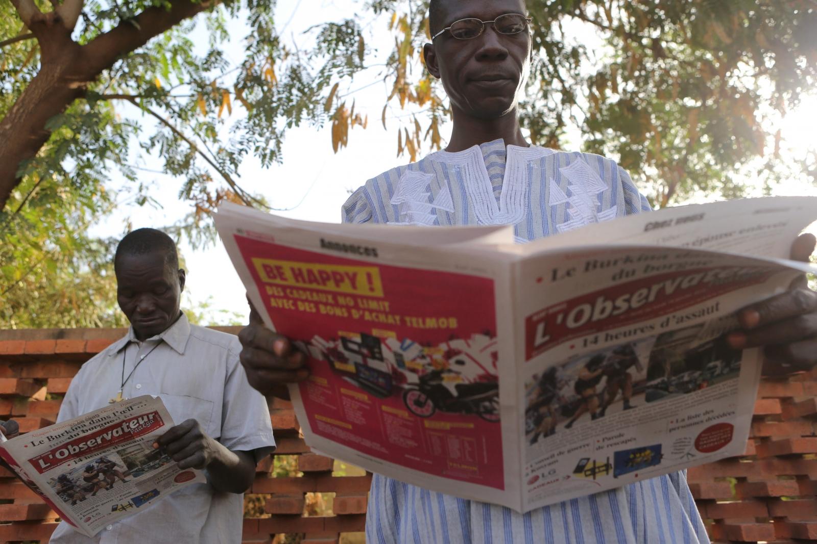 Burkina Faso terror attack