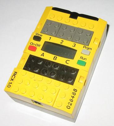 First LEGO Mindstorms RCX programmable brick