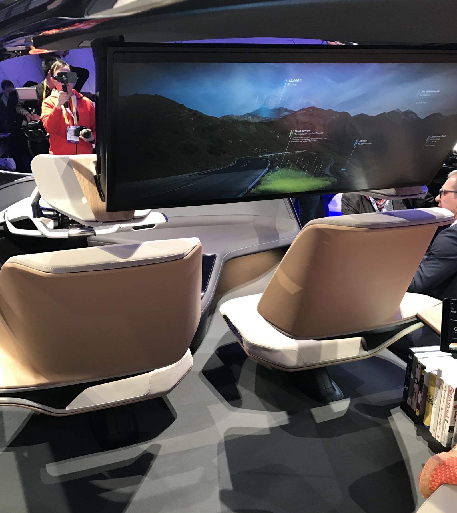 BMW Unveils i Inside Future Concept