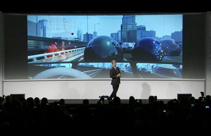 Panasonic envisions self-driving autonomous cabins