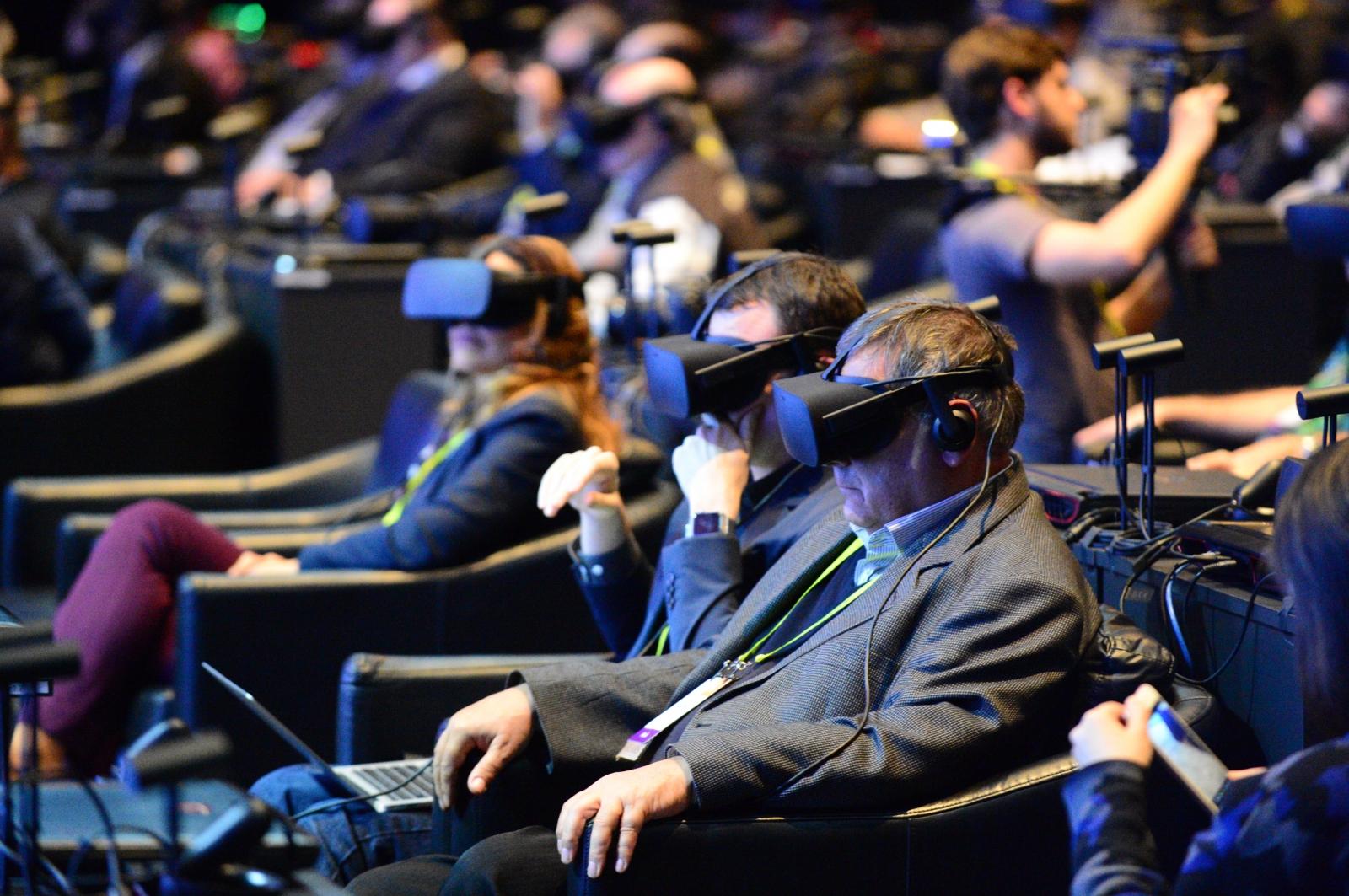 Intel VR headsets