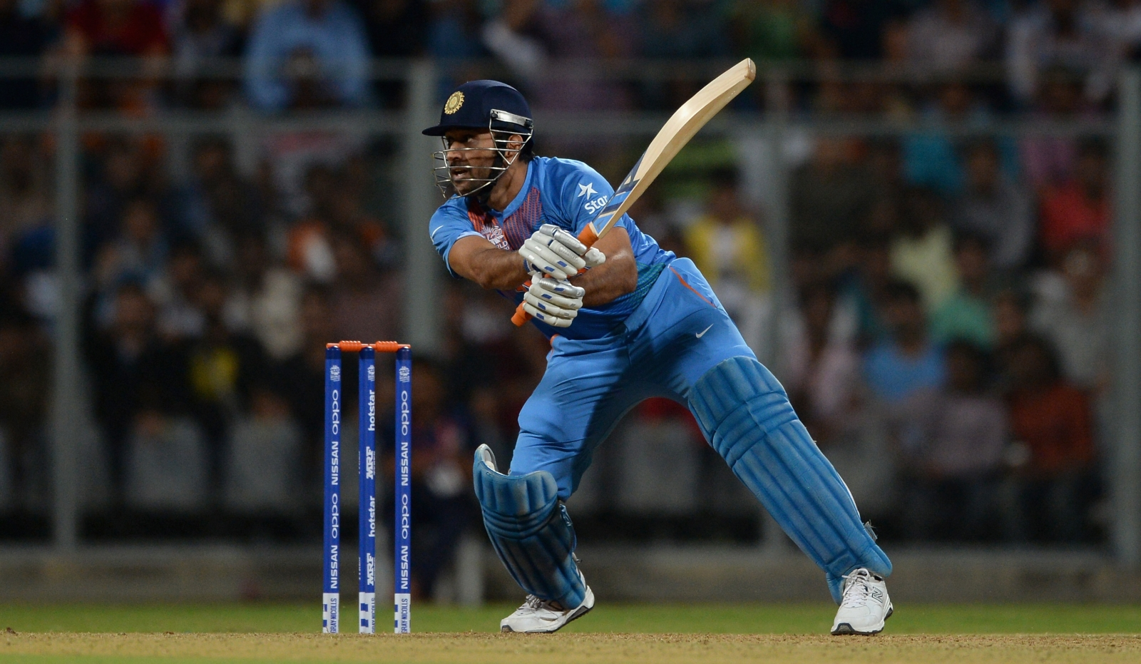 MS Dhoni Steps Down As Captain Of Indian Cricket Team