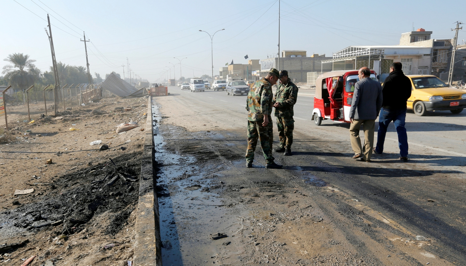 al-Obaidi, Iraq