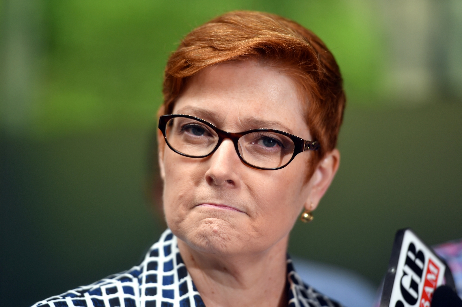 Australia defence minister