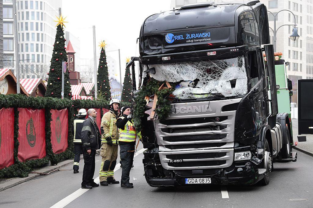 Berlin truck