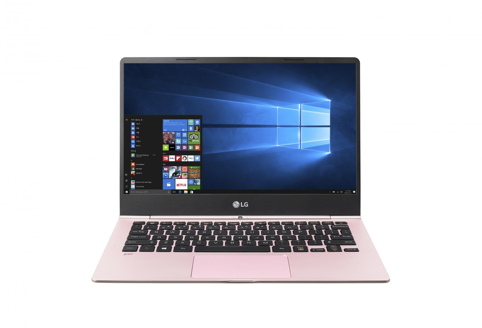 LG unveils LG Gram laptop at CES 2017