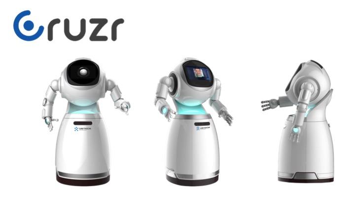 Ubtech Cruzr robot