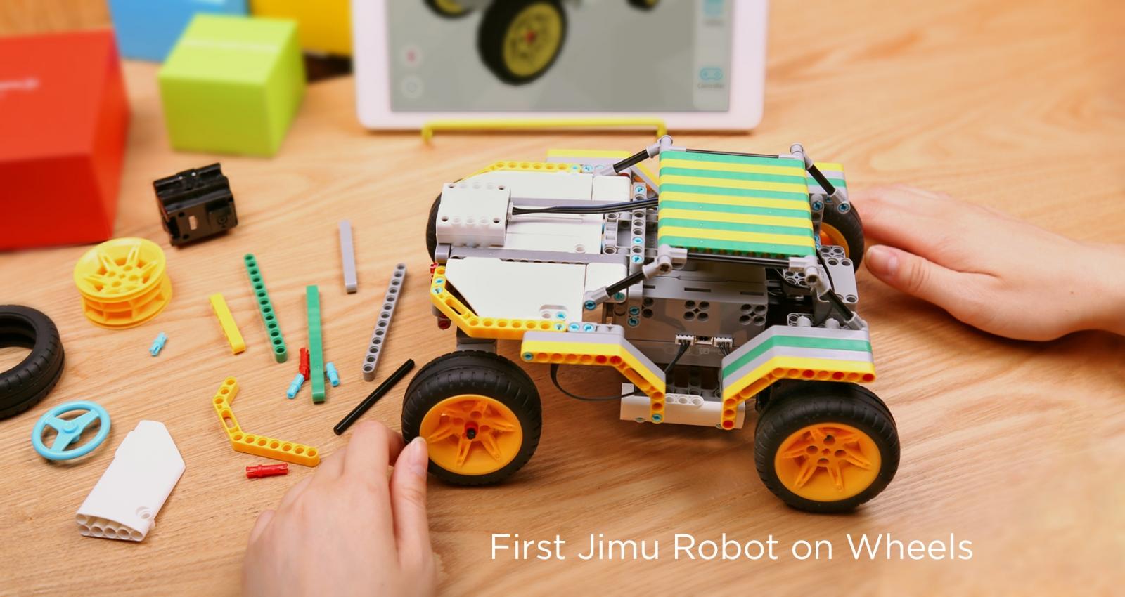 Ubtech KarBot robot