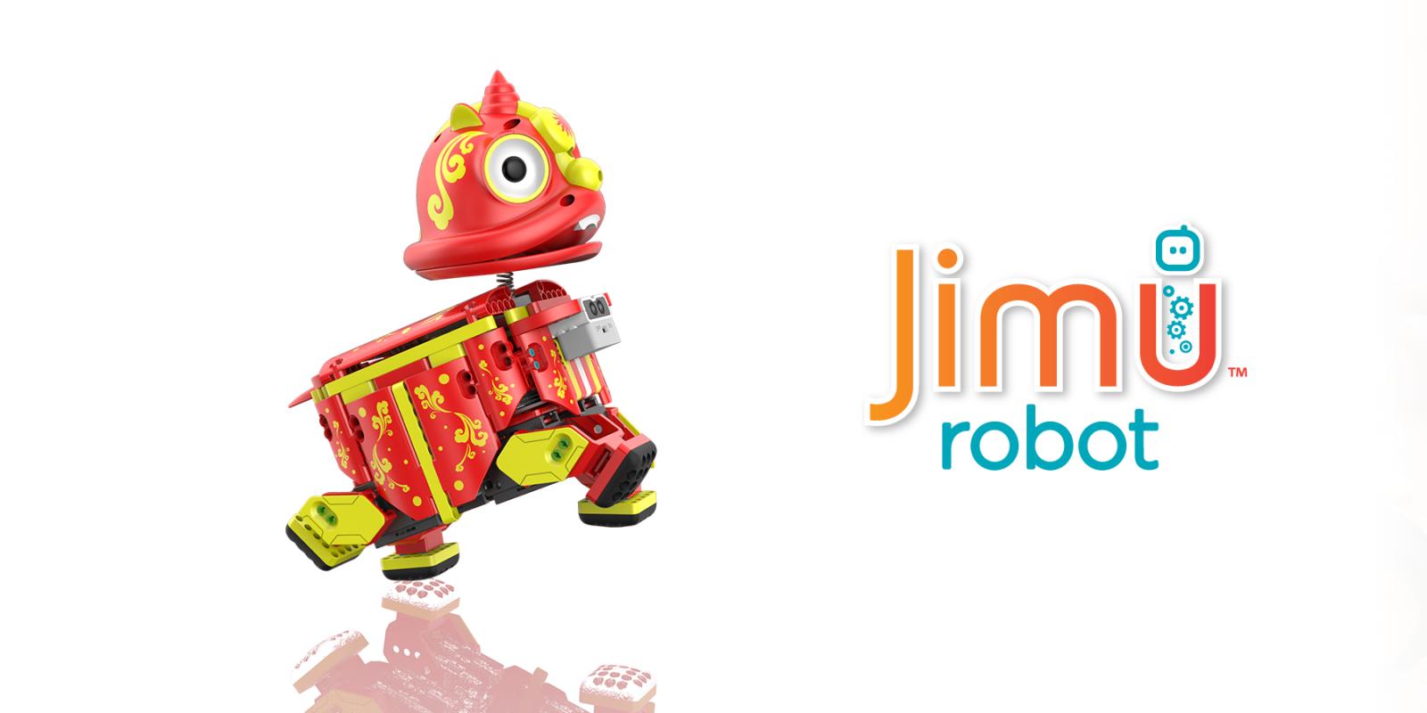 Ubtech LionBot robot