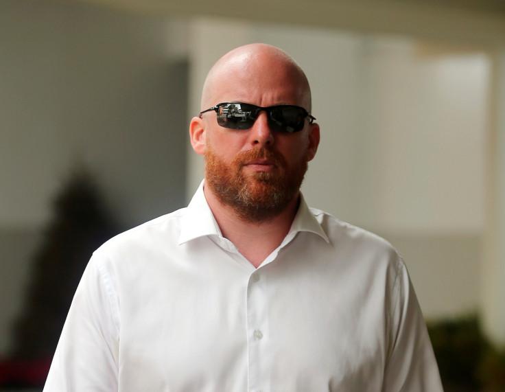 Jens Sturzenegger at the Singapore court