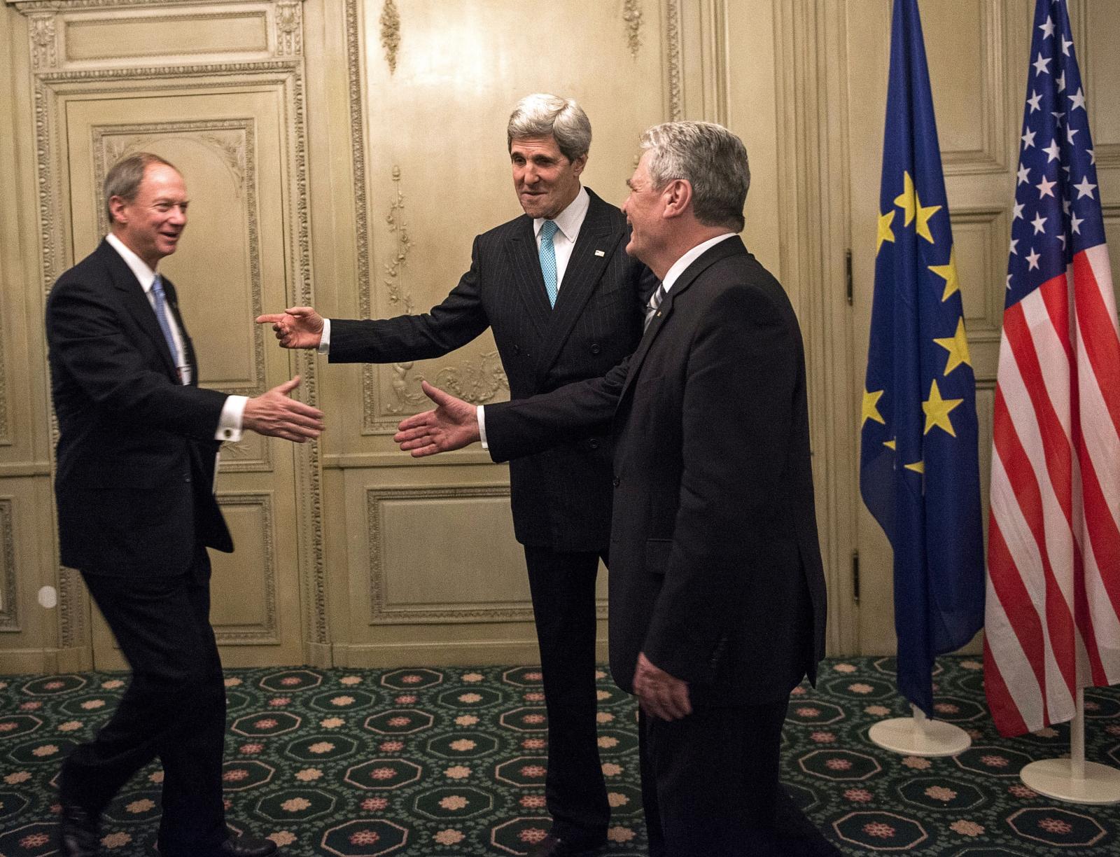 US ambassador to Germany