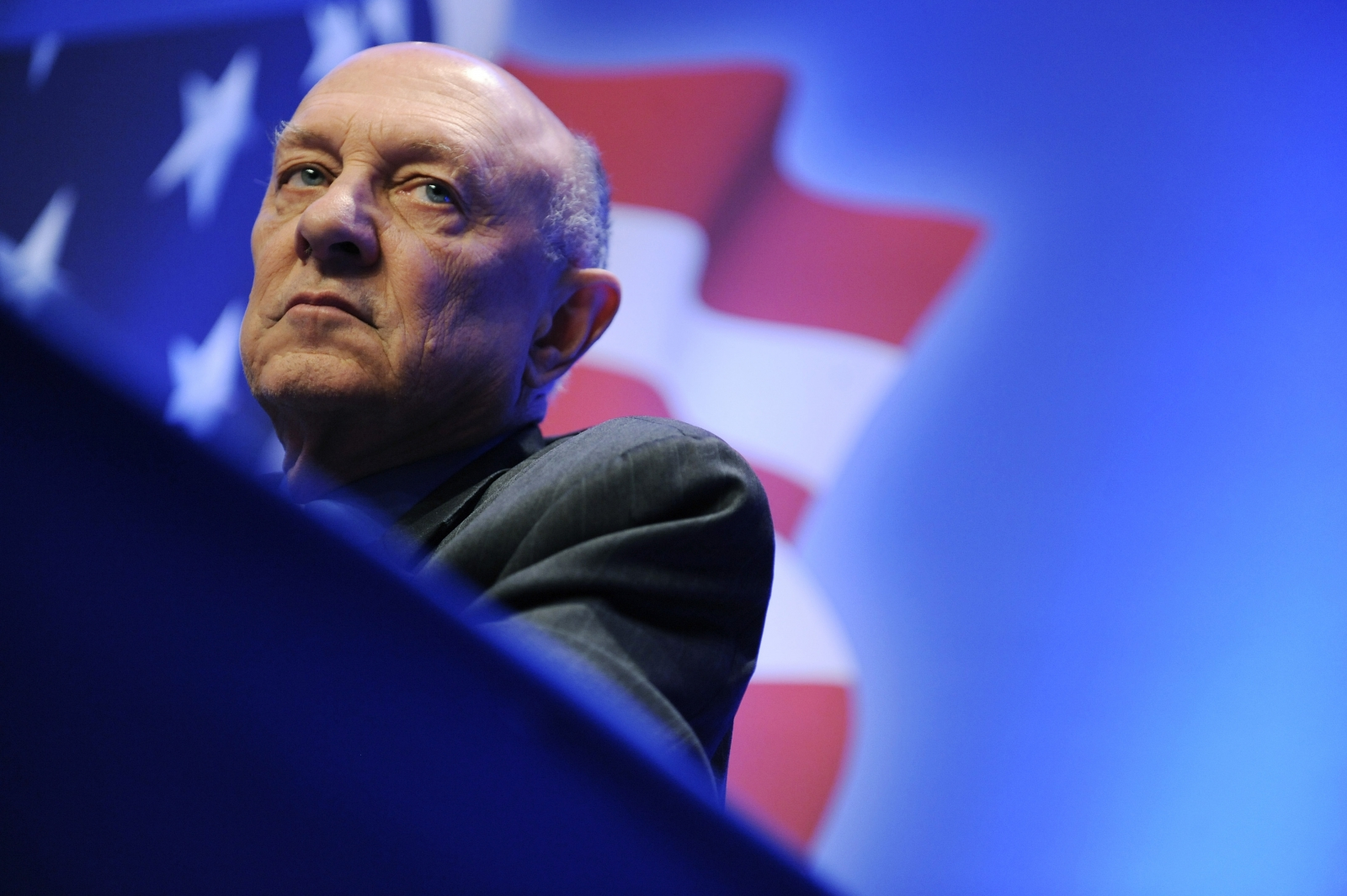 Former CIA Director James Woolsey Leaves Trump Transition Team