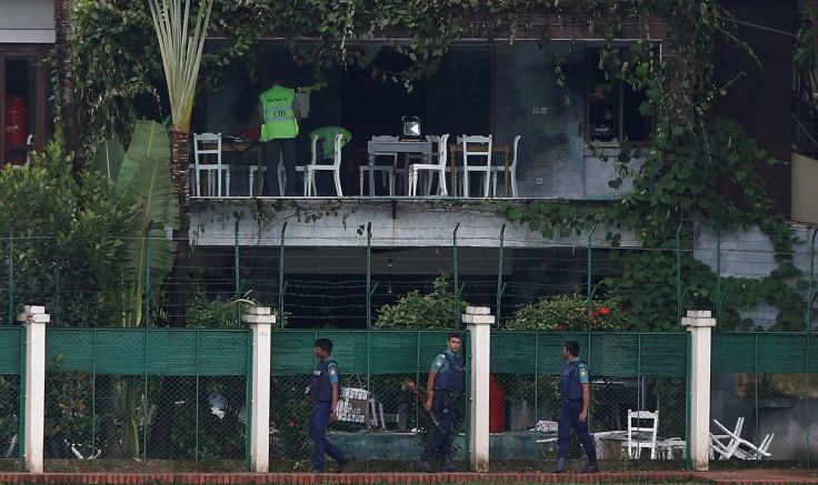 Dhaka cafe siege