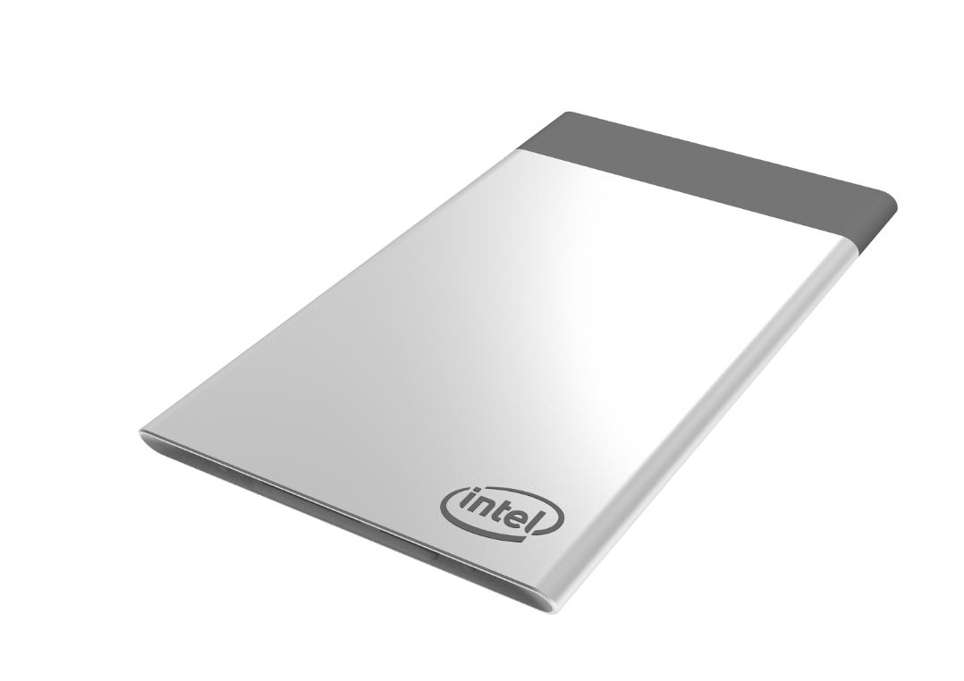 Intel launches Compute Card at CES 2017