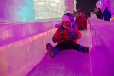 Harbin ice snow festival