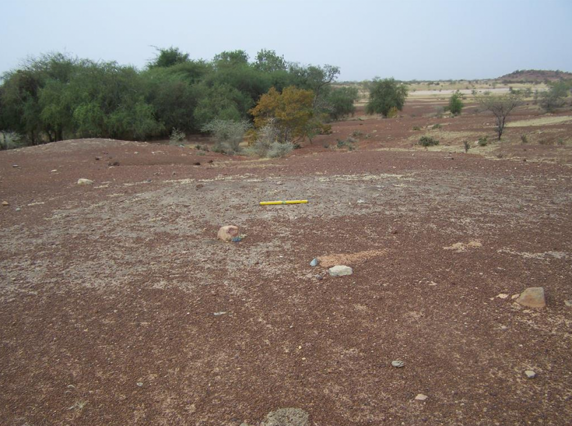 burial mound Burkina faso