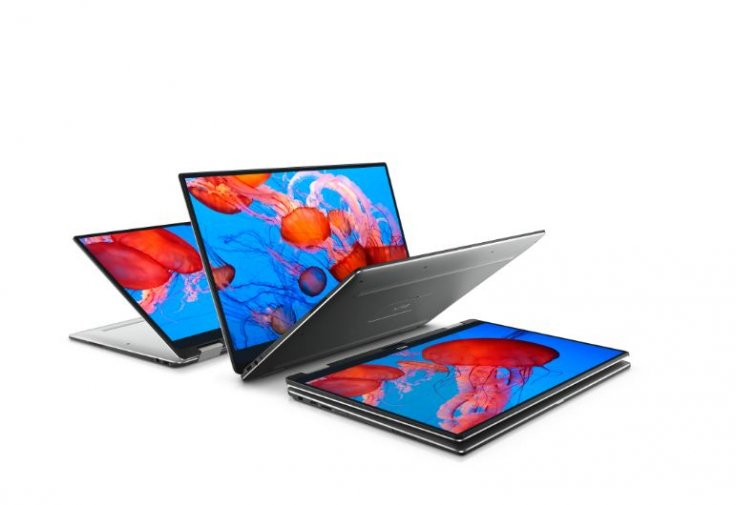 Dell XPS 13 convertible model