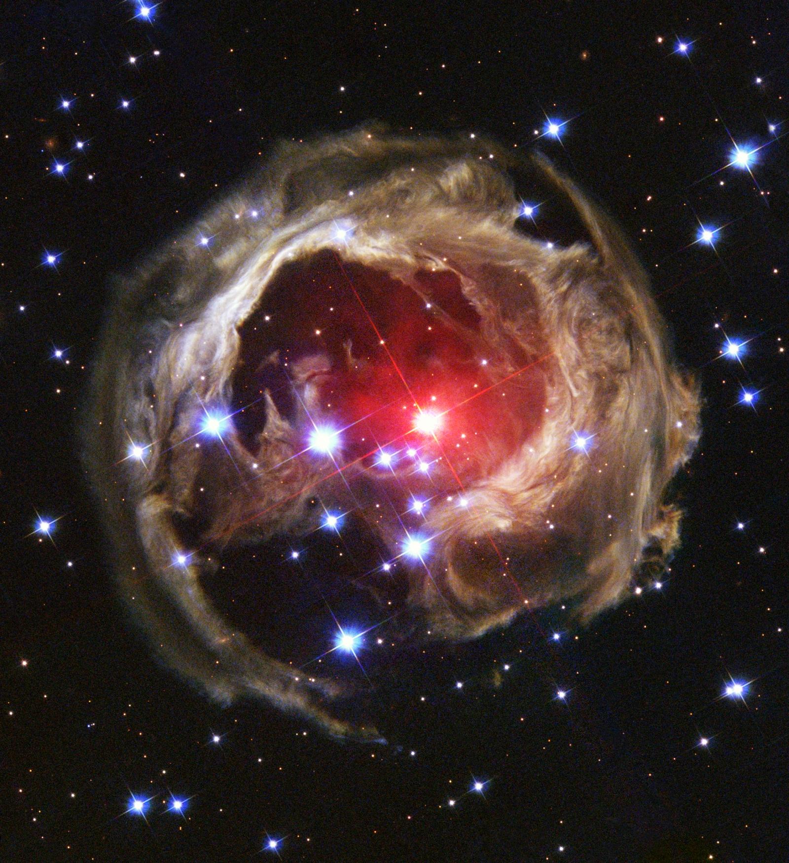 star bright outburst
