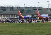 Fort Lauderdale Airport shooting passengers evacuated