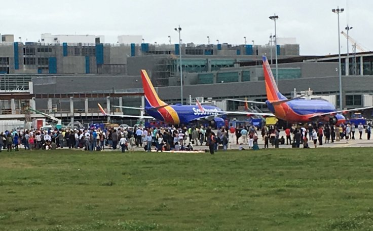 Fort Lauderdale Airport shooting passengers evacuated