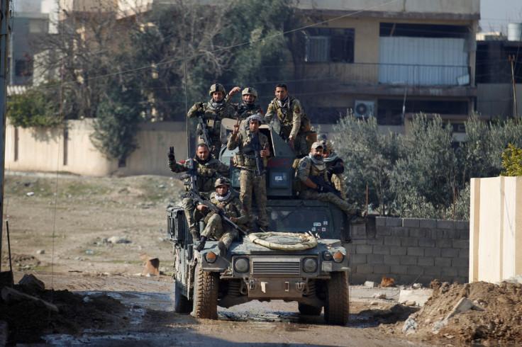 Mosul assault