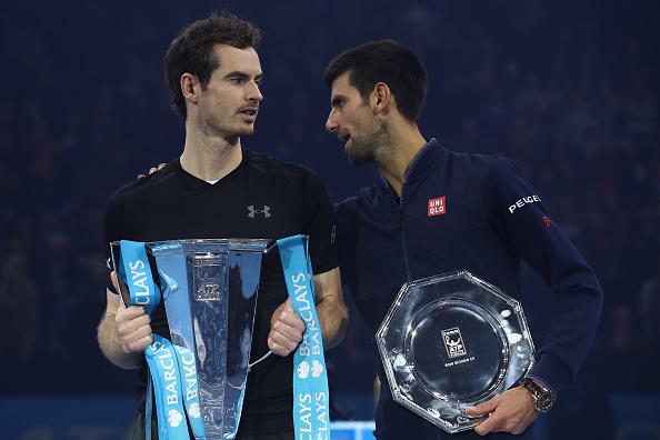 Murray Djokovic