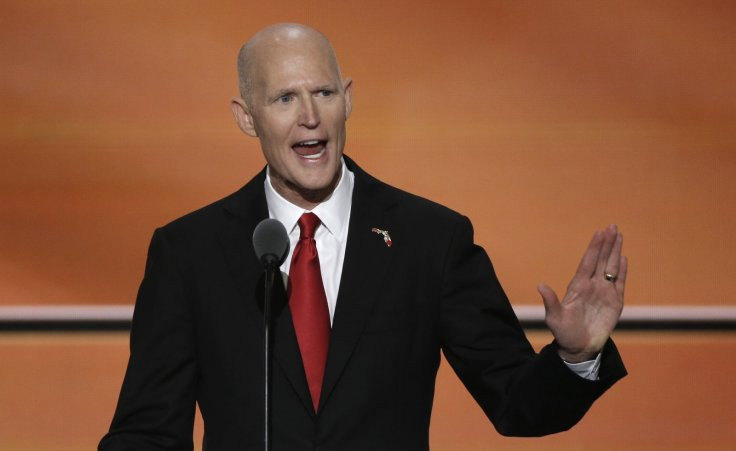 Florida Governor Rick Scott